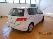 VOLKSWAGEN GOLF SPORTSVAN 1.6 TDI COMFORTLINE BLUEMOTION TECHNOLOGY Second-hand 2014