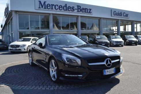 MERCEDES-BENZ SL 350 BlueEFFICIENCY