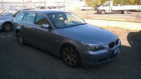 BMW 525 d cat Touring Futura