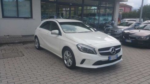 MERCEDES-BENZ A 160 d Automatic Sport