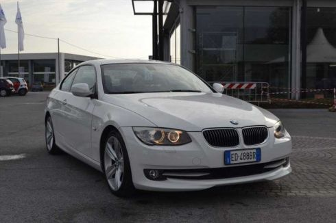 BMW 320 d cat Coupé Attiva