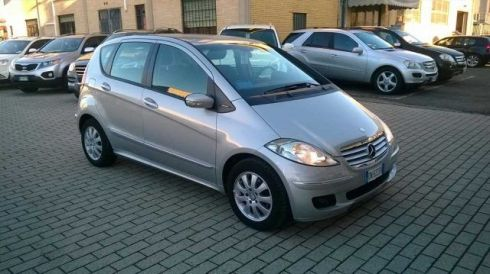 MERCEDES-BENZ A 180 CDI Avantgarde