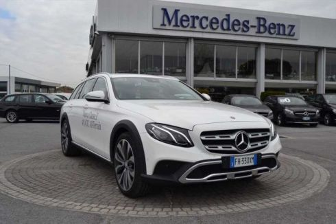MERCEDES-BENZ E 220 d S.W. 4Matic Auto Sport All-Terrain