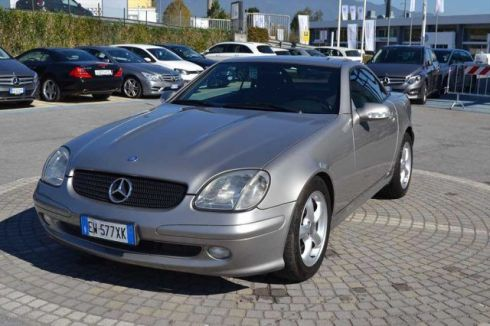 MERCEDES-BENZ SLK 200 Kompressor cat Special Edition