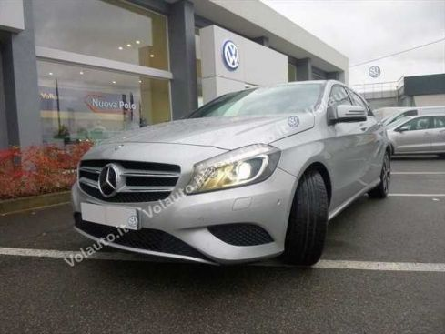 MERCEDES-BENZ A 180 CDI BlueEFFICIENCY Automatic Sport