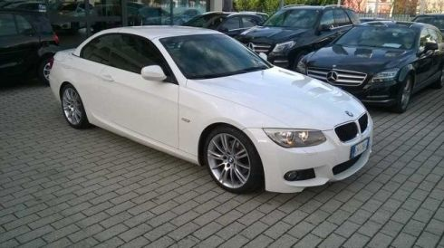 BMW 320 d cat Cabrio Msport
