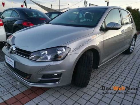 VOLKSWAGEN Golf 1.6 BlueTDI 110 CV 5p. Highline