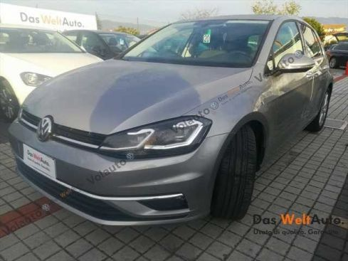 VOLKSWAGEN Golf 1.6 TDI 115 CV 5p. Executive BlueMotion Technology