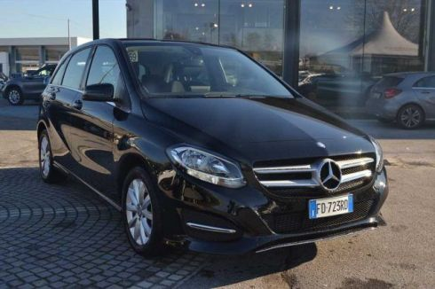MERCEDES-BENZ B 160 d Automatic Business