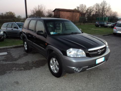MAZDA Tribute 3.0i V6 24V cat