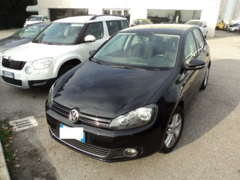 VOLKSWAGEN Golf 1.6 TDI DPF 5p. Highline