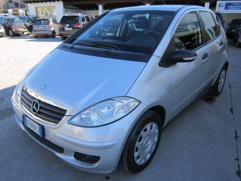 MERCEDES-BENZ A 170 150 BlueEFFICIENCY