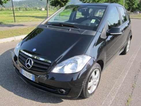 MERCEDES-BENZ A 170 160 CDI AUTOMATIC Executive