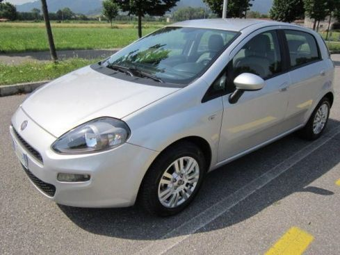 FIAT Punto Evo 1.4 5p. Emotion EasyPower