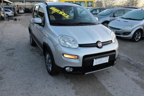 FIAT Panda 1.3 MJT 4x4 antartica full optionals garantitita