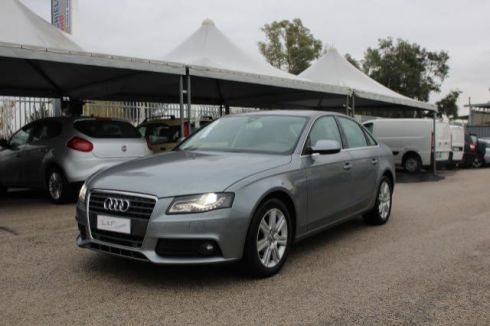 AUDI A4 2.0 TDI 143CV ADVANCED PLUS XENON+NAVI+SENS.PARK