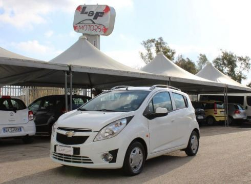 CHEVROLET Spark 1.2 LTZ GPL 82CV ECO LOGIC UNICO PROPRIETARIO