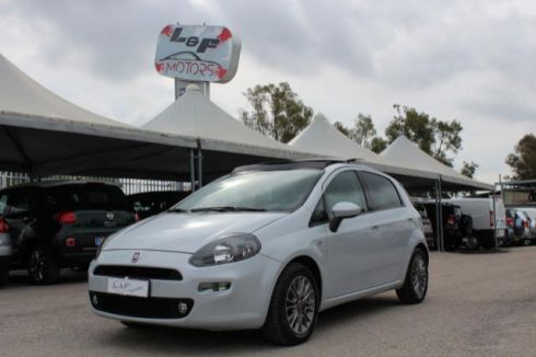 FIAT Punto 1.3 MTJ 95CV LOUNGE TETTO APR.