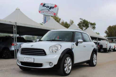 MINI Cooper  Countryman 1.6 GPL *PELLE*