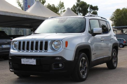 JEEP Renegade 1.6 MTJ 120 CV LIMITED