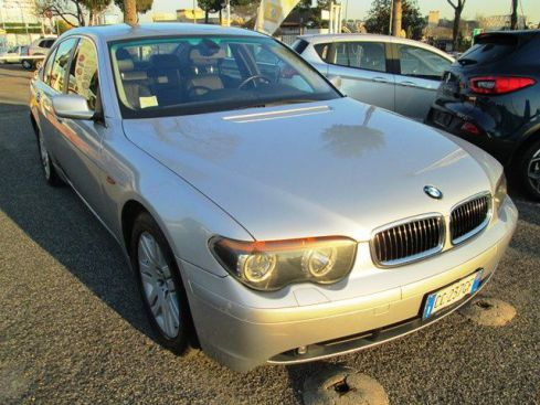 BMW 745 full optional