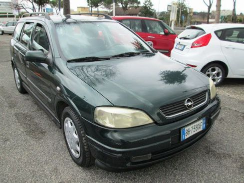 OPEL Astra 1.8i 16V cat Station Wagon CDX  GPL