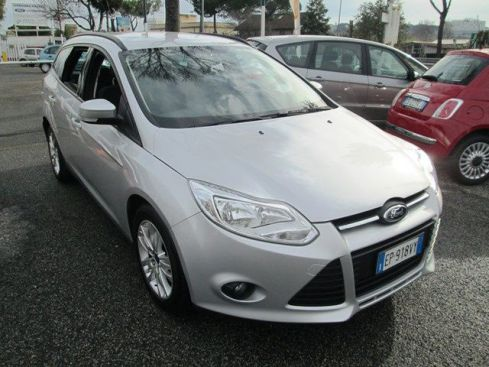 FORD Focus 1.6 TDCi 95 CV SW Business