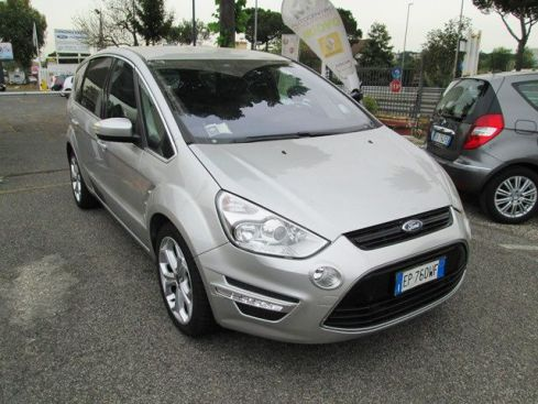FORD S-Max 2.0 TDCi 163CV Titanium  FULL OPTIONAL
