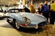 JAGUAR E 3.8 SPIDR FLAT FLOOR Epoca 1961