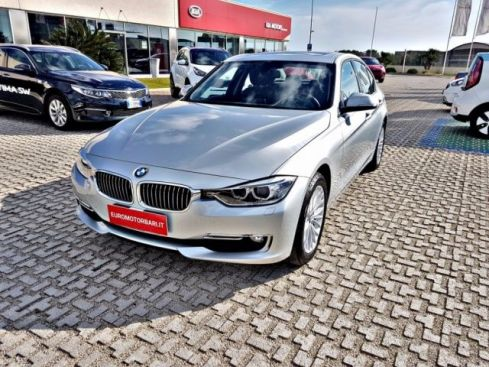 BMW 320 d Luxury (F30/F31) auto Navy Tetto