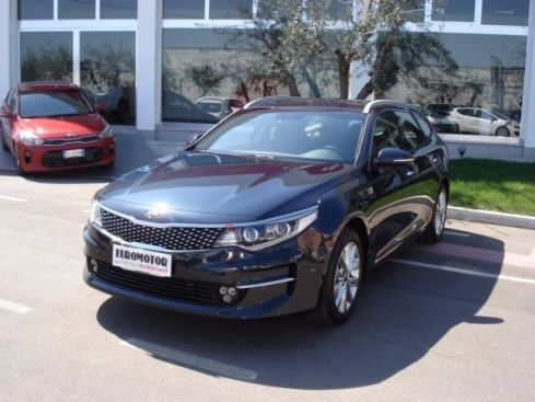 KIA Optima 1.7 CRDi Stop&Go DCT7 Sportswagon Business Class
