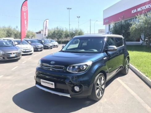 KIA Soul 1.6 CRDi You® Soul Feel Navy Km0