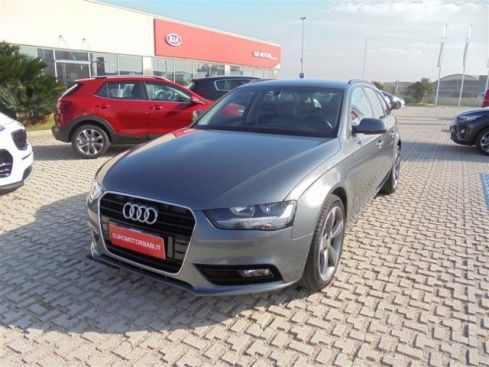 AUDI A4 Avant 2.0 TDI 143CV AT Advanced NAVY