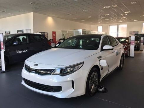 KIA Optima 2.0 GDi 205CV Plug-in Hybrid Platinum Pack