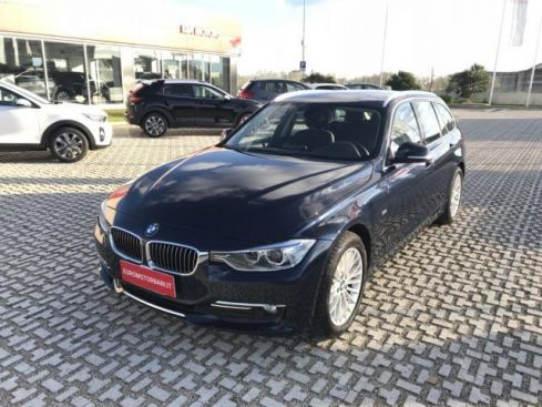 BMW 320 d Touring Luxury aut. (F30/F31)