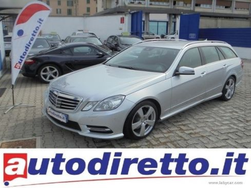 MERCEDES-BENZ E 300 CDI SW BlueTEC Automatic