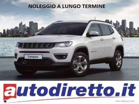 JEEP Compass 1.6 MJT LONGITUDE