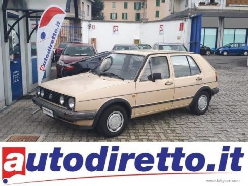 VOLKSWAGEN Golf 1.3 GPL D'EPOCA