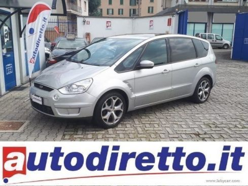 FORD S-Max 2.0 TDCI AUTOMATIC NAVI
