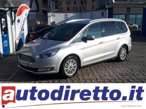 FORD Galaxy TITANIUM POWERSHIFT 7 P