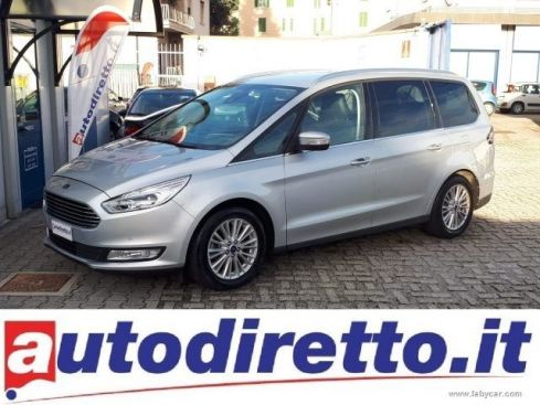 FORD Galaxy 2.0TDCI POWERSHIFT 7P T