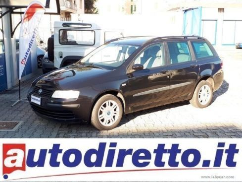FIAT Stilo 1.9 JTD STATION WAGON