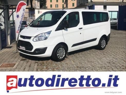 FORD Transit Custom 2.0 TDCi 9 POST