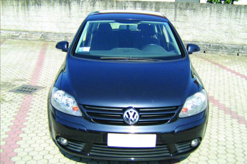 VOLKSWAGEN Golf plus 2.0 sport s line