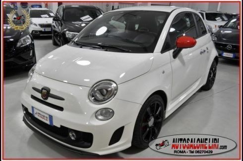ABARTH 595 1.4 Turbo T-Jet 135cv
