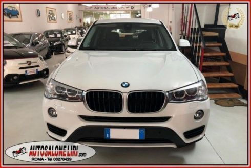 BMW X3 xDrive20d Business -AUTOMATICA- 2.0d 190cv
