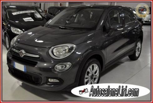 FIAT 500X 1.6 MULTIJET 120cv EURO6 POP STAR