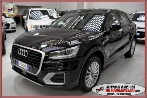AUDI Q2 1.6 TDI 116cv BUSINESS NAVI/LED/BLUETOOTH