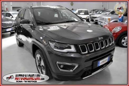 JEEP Compass 4x4 2.0 Mtj 140cv -AUTOMATICA- Opening Edition