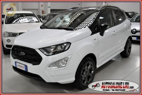 FORD EcoSport ST-Line 1.0 EcoBoost 125cv NAVI/CAR PLAY/LED/PDC